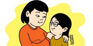 一位中国妈妈