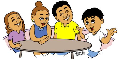 Family/Whanau Time