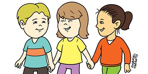"""孩子在幼儿园所学的社交技能比他们的""""学习""""更重要"""